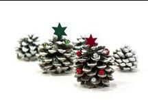 Small Things Creations - Xmas Pine decorations
