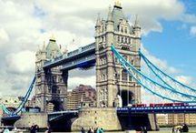 SAT → LHR / Intern Abroad in London 2015