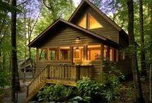 For my Log Cabin (dream)