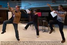 OSF / News, images, articles and such about the Oregon Shakespeare Festival.