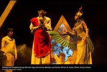 """Antony and Cleopatra (2015) / Antony and Cleopatra,"""" by William Shakespeare, runs June 2-Oct. 9, 2015, at the Oregon Shakespeare Festival in Ashland, Ore. #AntonyandCleopatraOSF"""