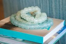 Vignettes / The arrangement of accessories into artful groupings