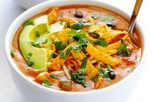 Recipes - Soups / Soup recipes of all kinds....