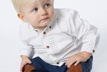 Stylish Baby Boy Clothes. / Clothing, accessories and outfit ideas and inspiration for newborn to 2 years old baby boys.