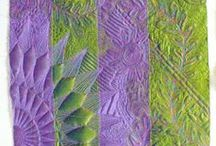 longarm quilting inspiration / by Nannette Holmberg