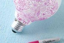 Lightbulb! / by Alicia Bravo