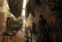 Steam Punk Madness / by Louise Davidson