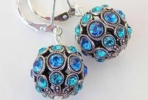 earrings ❦ náušnice