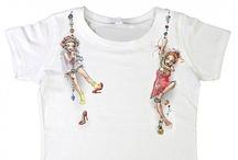 t-shirts ❦ tričká / tričká