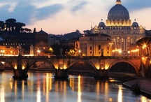 Rome & the Lazio Region of Italy / by Angela Allyn