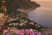 Southern Italy / Pompeii, Puglia, Naples, Positano, Amalfi, Salerno, Calabria, Sorrento, etc / by Angela Allyn