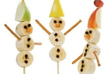 Holiday Food / Delicious holiday recipes from drinks, to snacks, to entrees and, of course, dessert. Yum!!