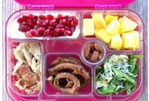 Healthy School Lunch Inspiration / Tons of ideas for packing a healthy school lunch!