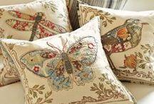 pillows ❦ vankúše
