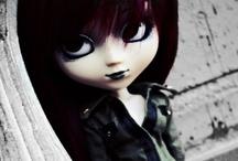My dolls...