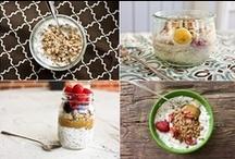 Real Food Breakfast Ideas / Breakfast