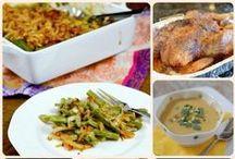 Fall Food/Thanksgiving