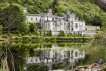 England, Ireland, and Scotland / by Victoria Sellars