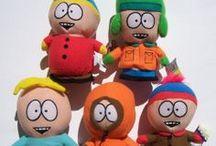 SOUTH PARK / South Park TV Series (1997– ) /  South Park: Bigger Longer & Uncut (1999) /  South Park: Christmas in South Park (2000)