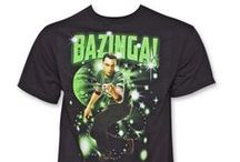 THE BIG BANG THEORY clothing & accessories / THE BIG BANG THEORY oblečenie a doplnky