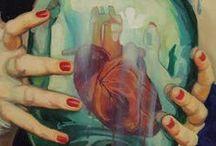 * El Corazón * / by Amy