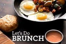 Let's Do Brunch! / Kick your weekend off with our all-new Brunch menu! Nine tasty new dishes served Saturday and Sunday til 3 pm. http://goo.gl/RWah44