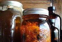 Making Tinctures & Essential Oils / by Amy