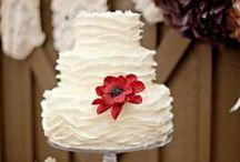 Love {Cakes} / by Johnna Hamilton