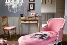 oh so pretty in pink / by Johnna Hamilton