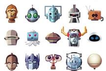 Jollies - Robots. / by Nadezhda Ball