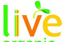 Our Products: Live Organic Raw® Products / by Live Organic Raw