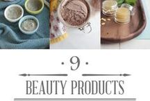DIY Cleaning, Health and  Beauty - Products, tips and more
