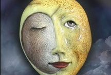 moon faces / by jo whimsy