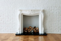 FIREPLACES / by alana