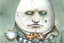 humpty dumpty (and other eggs) / by jo whimsy