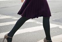 Fashion - Skirt the Issue. / by Nadezhda Ball