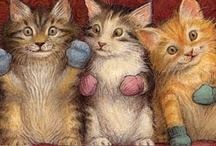 cats / by jo whimsy