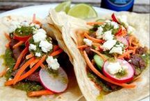 Summer Recipes on the #Grill / Grilled tortillas?  Absolutely!  Try these tasty grill recipes and let us know what you think!  #GrilledRecipes #Tortillas #TexMex #GrillingOut