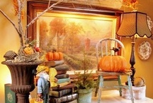 Autumn/FALL Decor / by Laura Marec