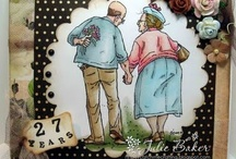 Senior Fun Cards / Cards for people my age!