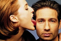 The X-Files / I was obsessed with this show and it's still one of my favourite's of all times...love the sexual tension between Mulder & Scully!!