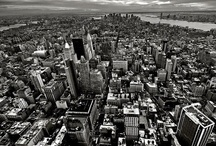 > NYC - CITY OF CONCRETE < / by Angelique Wijnands