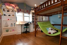 Kids Bedroom ideas / by Nichole Ann