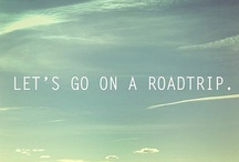 Road Trip / The idea of being free and going on an adventure <3