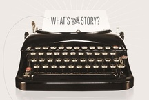 What's Your Story? / Pictures and people that inspire a story <3