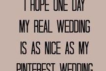 My Dream Wedding / by Sarah Rosler