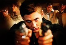 Supernatural: Saving People / Yes! I'm very much obsessed with this show!