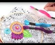 EMBROIDERY ~ VIDEOS