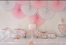 Baby Girl Shower ideas / by Michelle McIntier