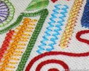 EMBROIDERY ~ PATTERNS